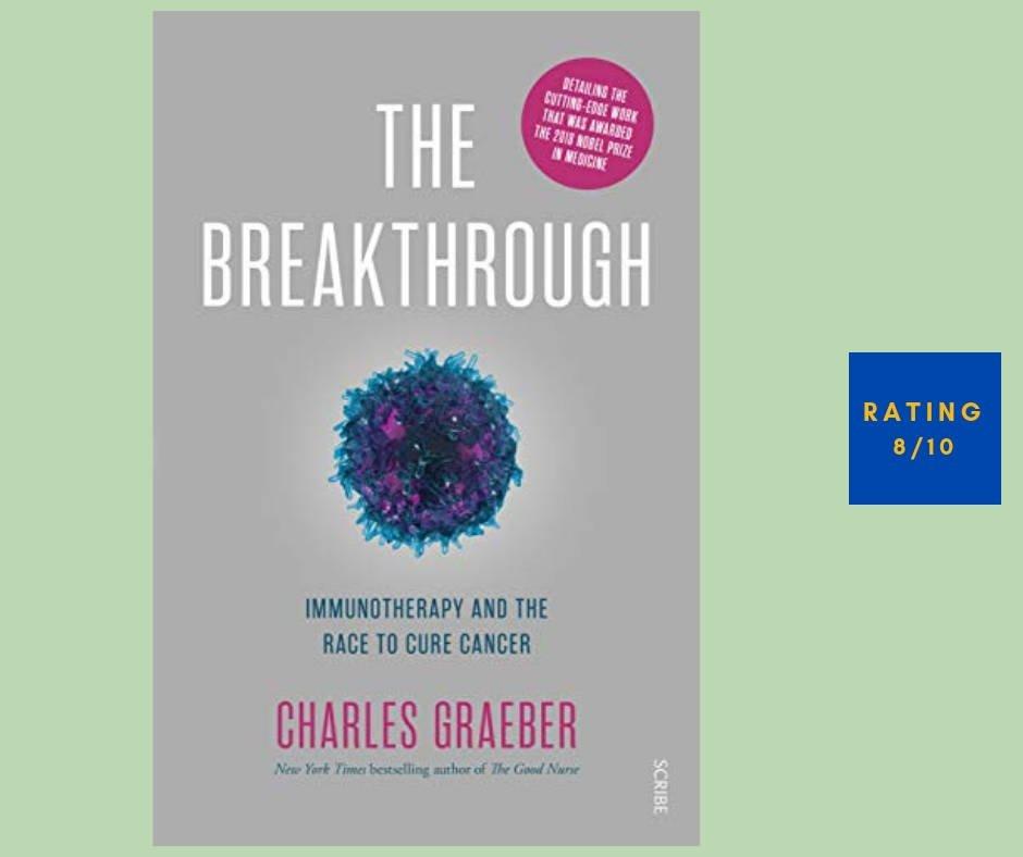 Charles Graeber The Breakthrough review