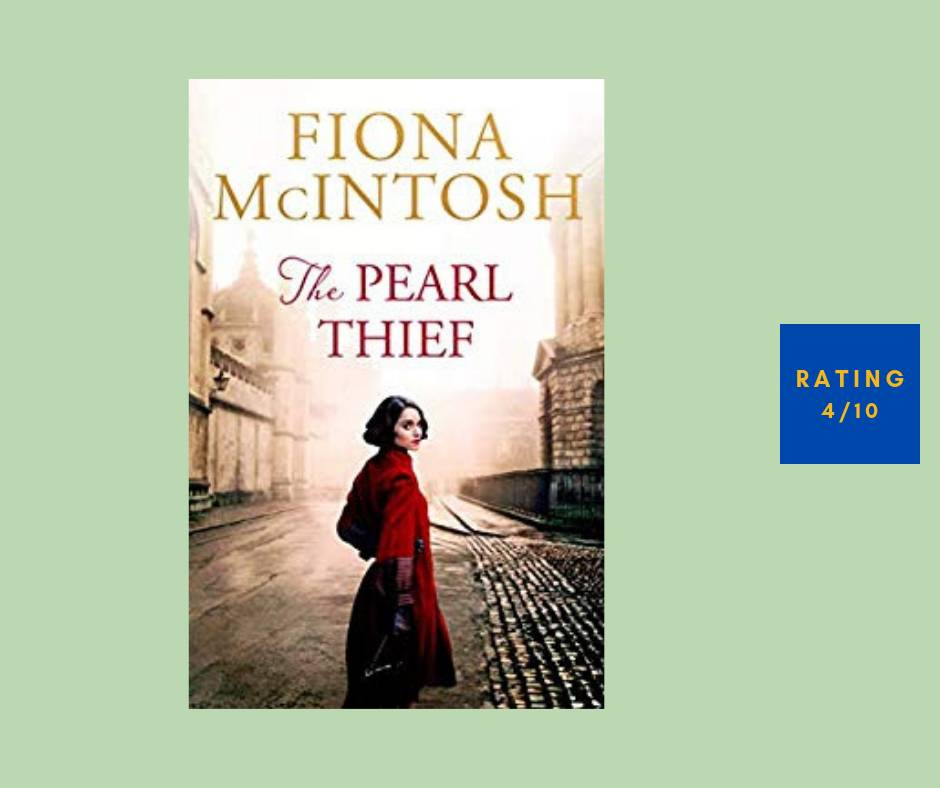 Fiona McIntosh The Pearl Thief review