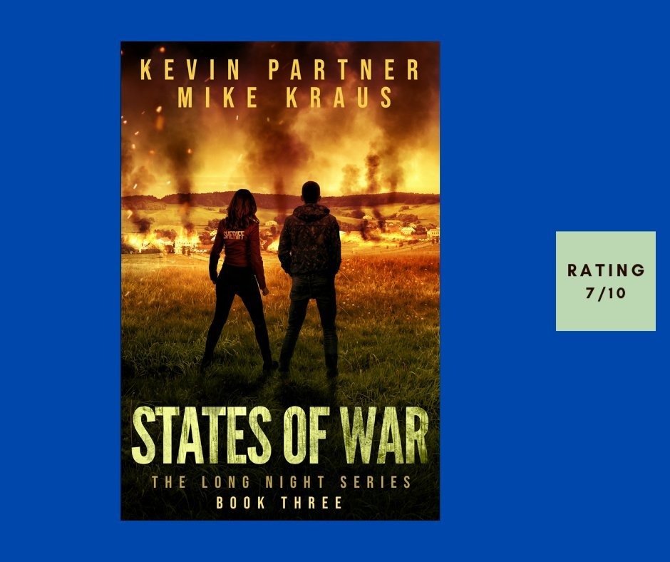 Kevin Partner & Mike Kraus States of War review