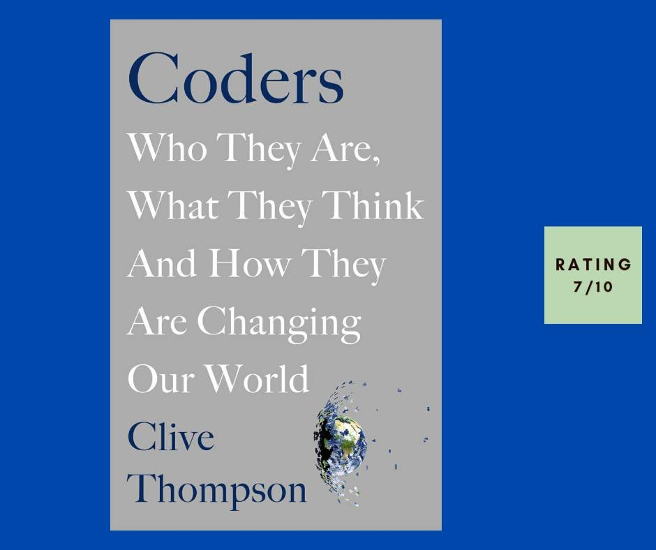 Clive Thompson Coders review