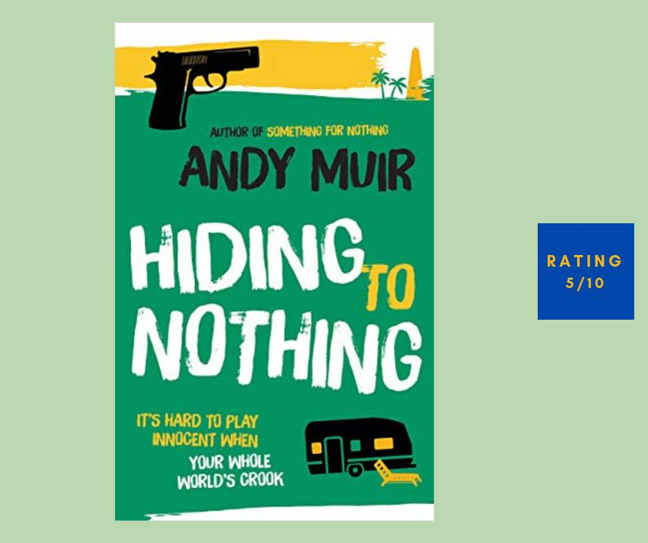 Andy Muir Hiding to Nothing review