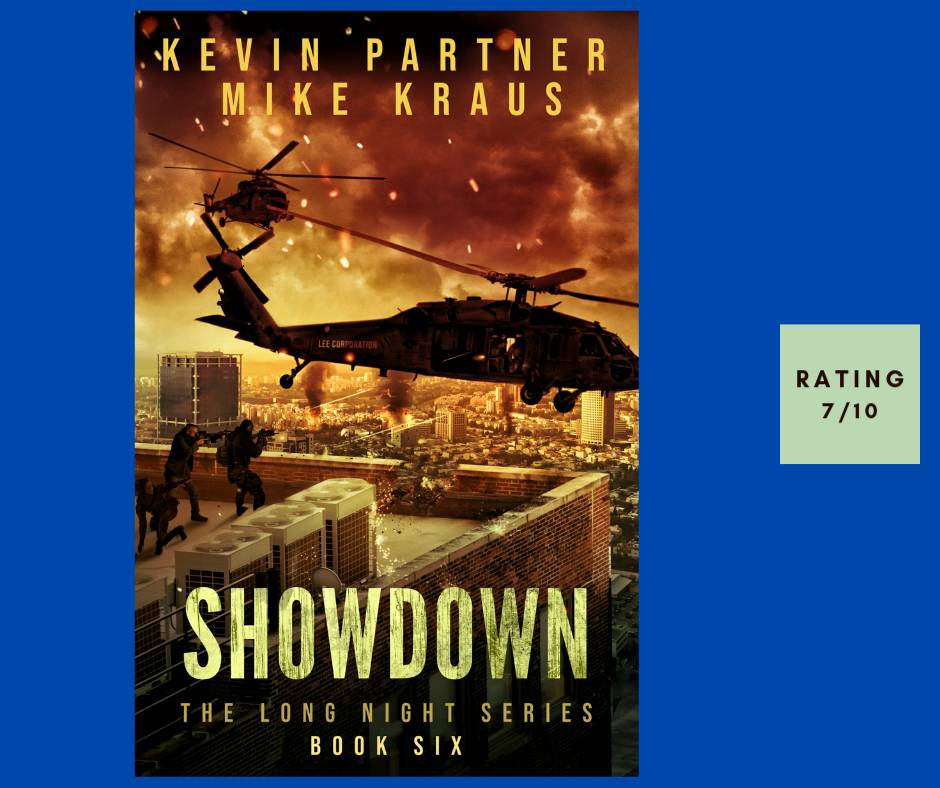 Kevin Partner Mike Kraus Showdown review
