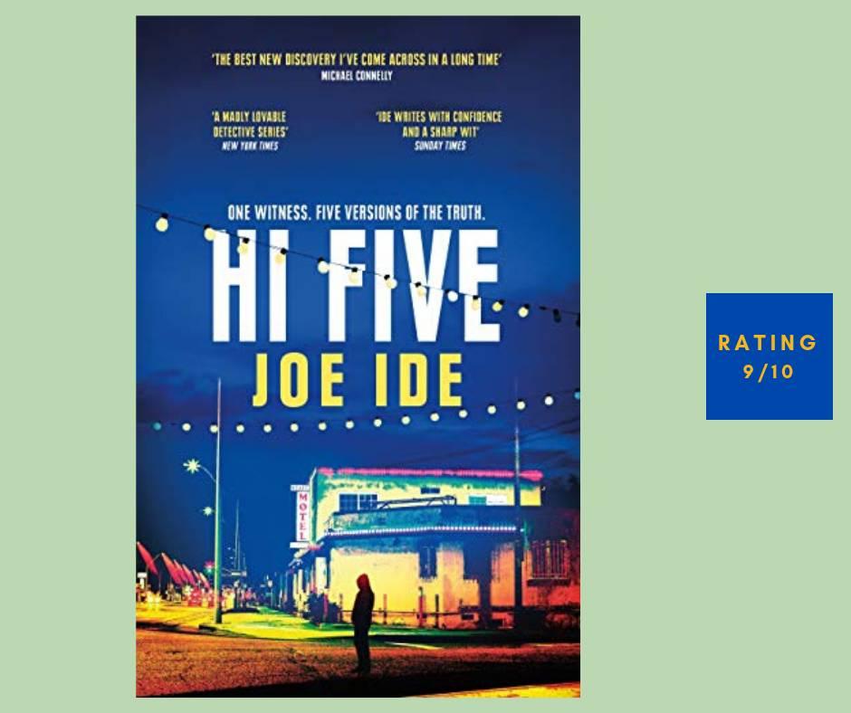 Joe Ide Hi Five review