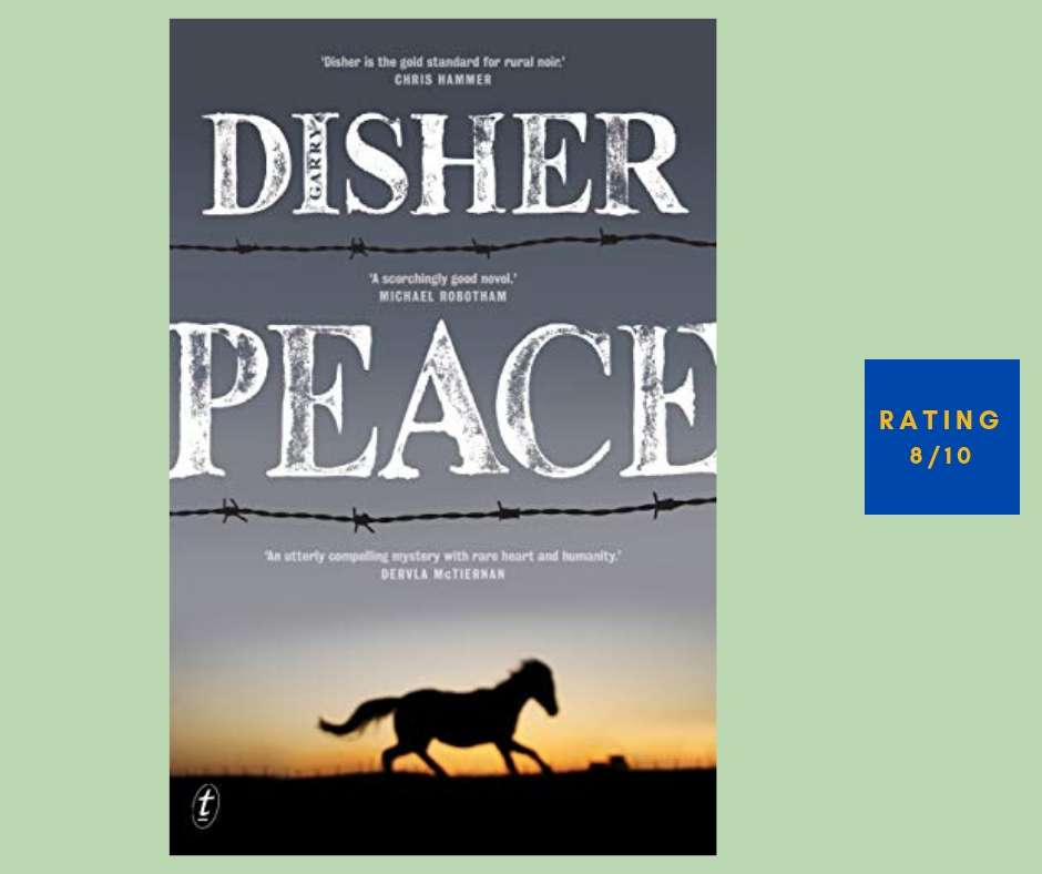 Garry Disher Peace review
