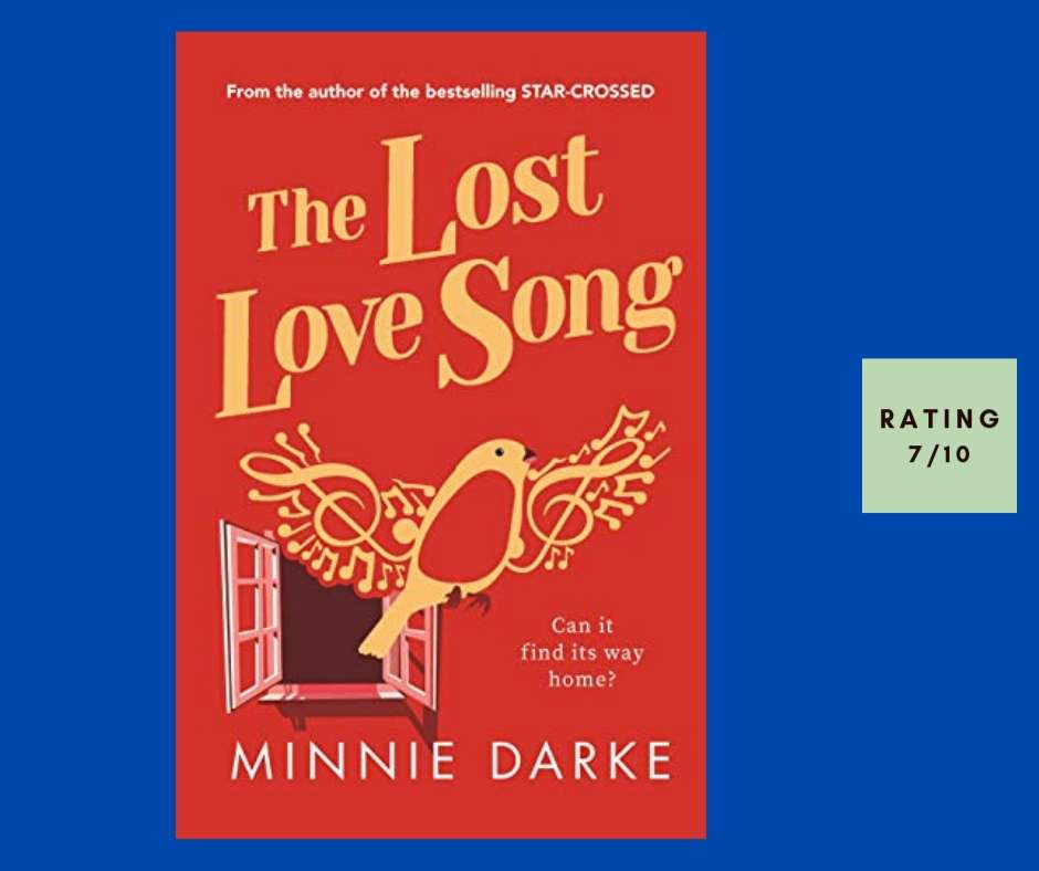 Minnie Drake The Lost Love Song review