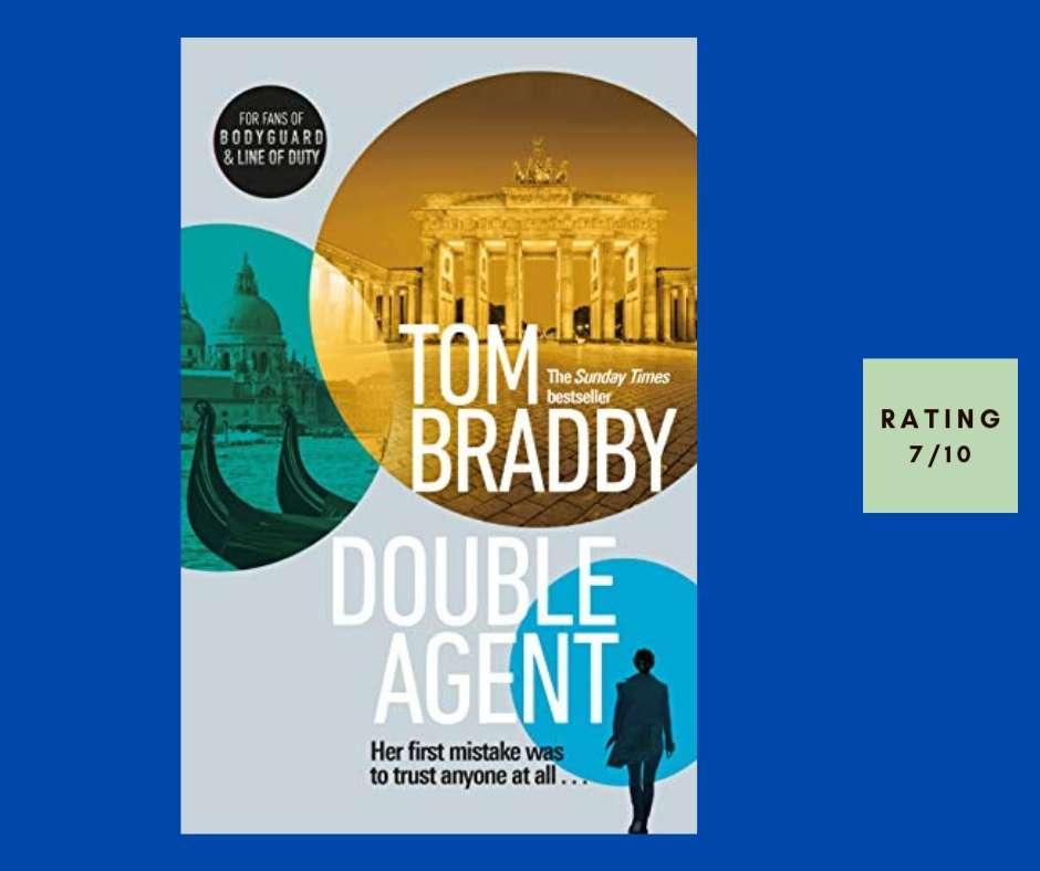 Tom Bradby Double Agent review