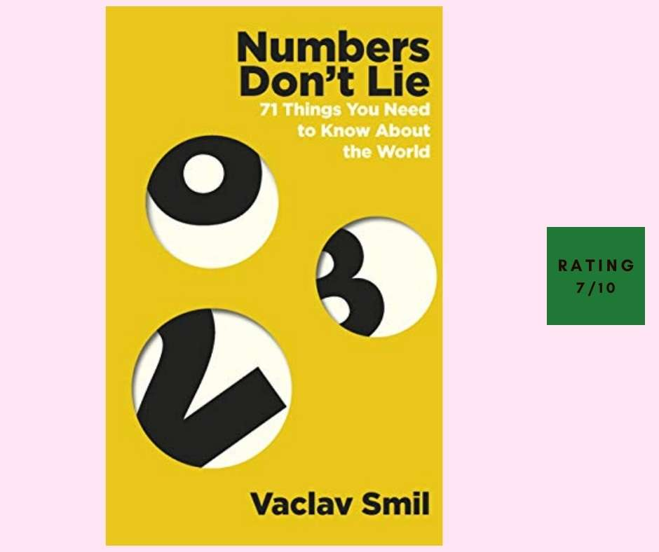 Vaclav Smil Numbers Don't Lie review