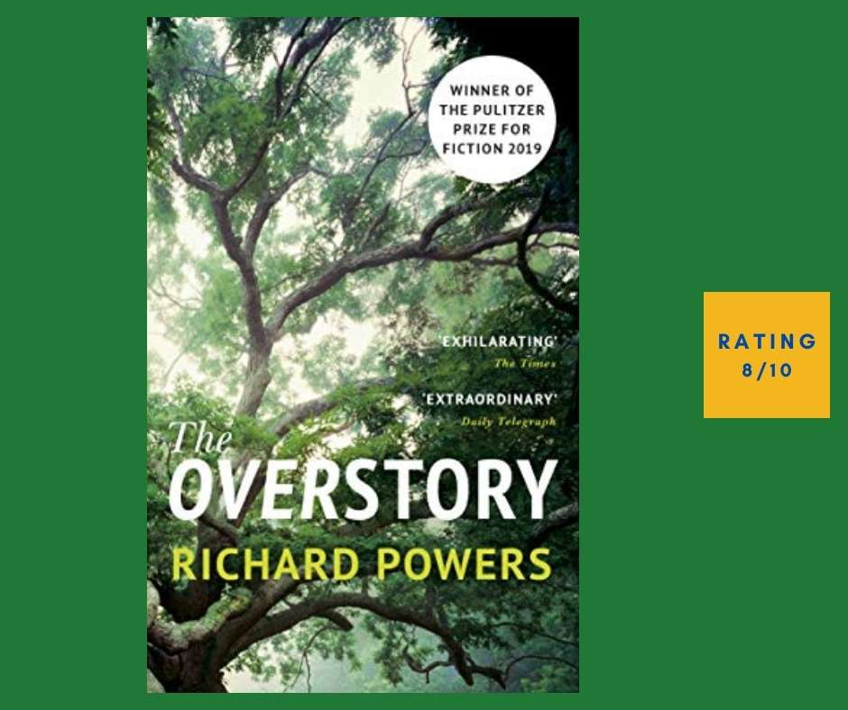 Richard Powers Overstory review
