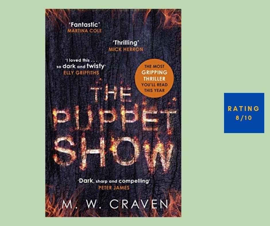 M. W. Craven The Puppet Show review