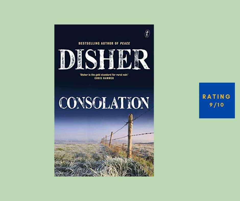 Garry Disher Consolation review