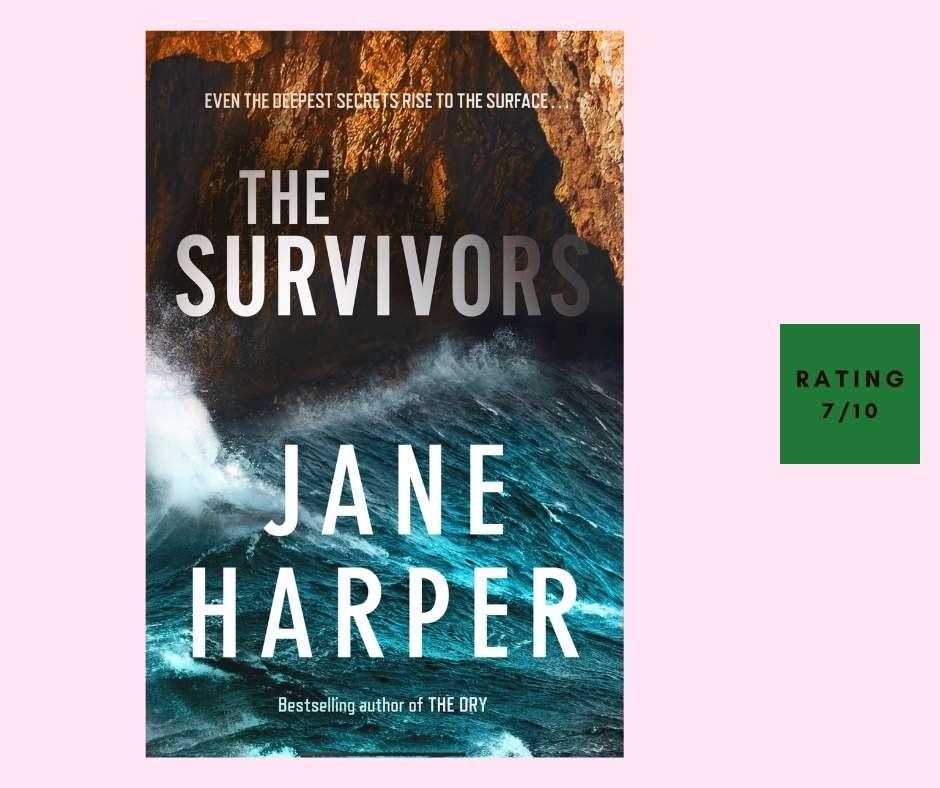 Jane Harper The Survivors review