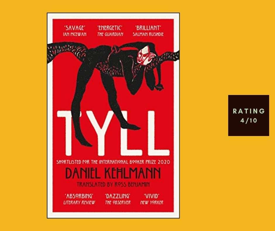 Daniel Kehlmann Tyll review