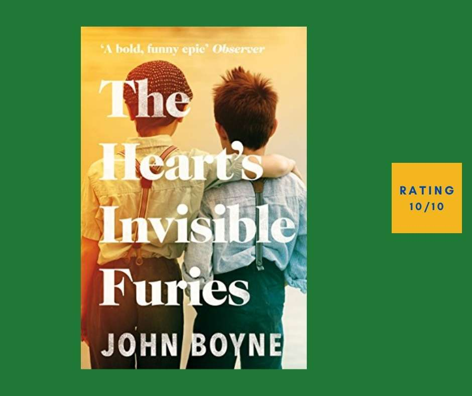 John Boyne The Heart's Invisible Furies review