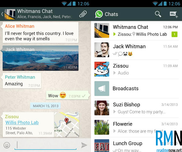 WhatsApp+ : Download, How to Install and Themes - ReadMeNow