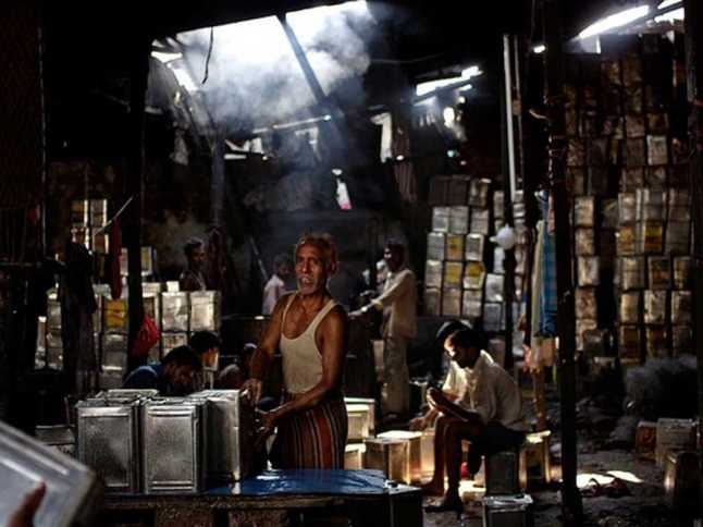 dharavi small scale industry