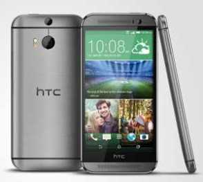 best smartphones 2014 - HTC One M8