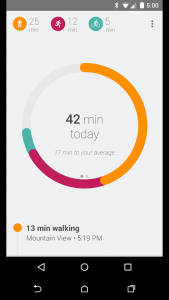 fitness apps for android 1