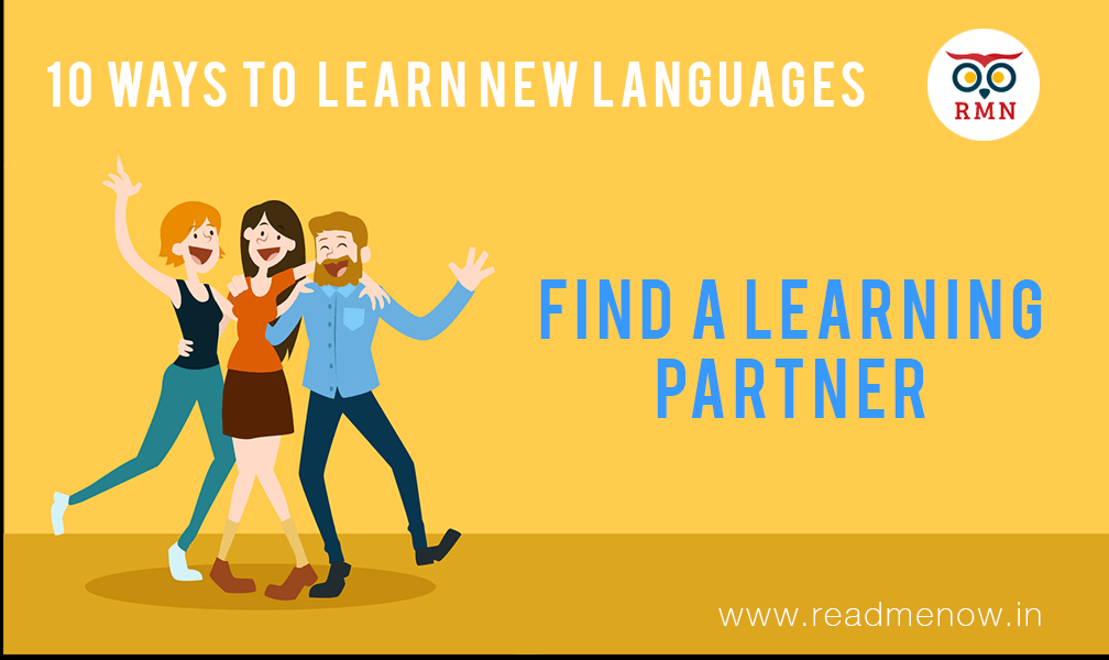Learn new languages partner
