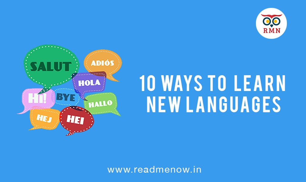 10 Ways to Learn Languages Faster
