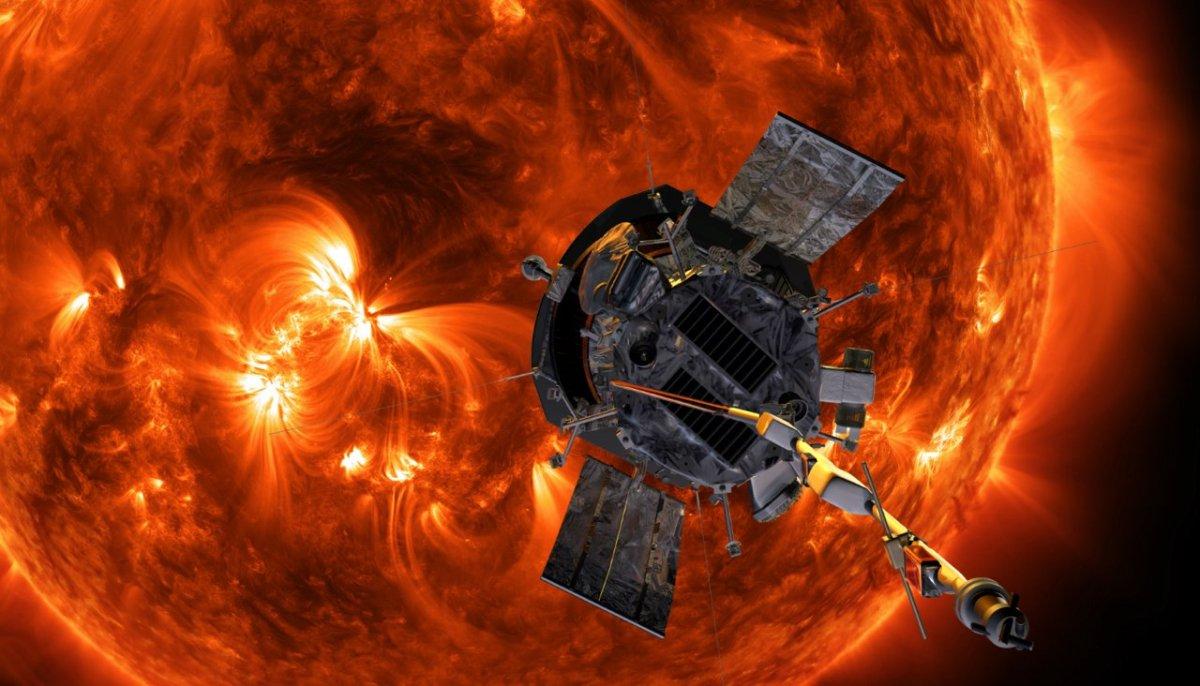 Солнечный зонд Parker Solar Probe прислал первый снимок звездной короны