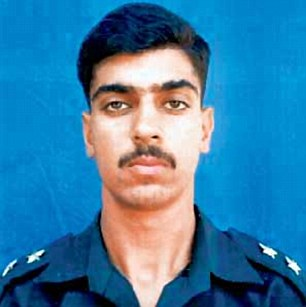 File photo of Captain Saurabh Kalia who was killed during Kargil war in 1999