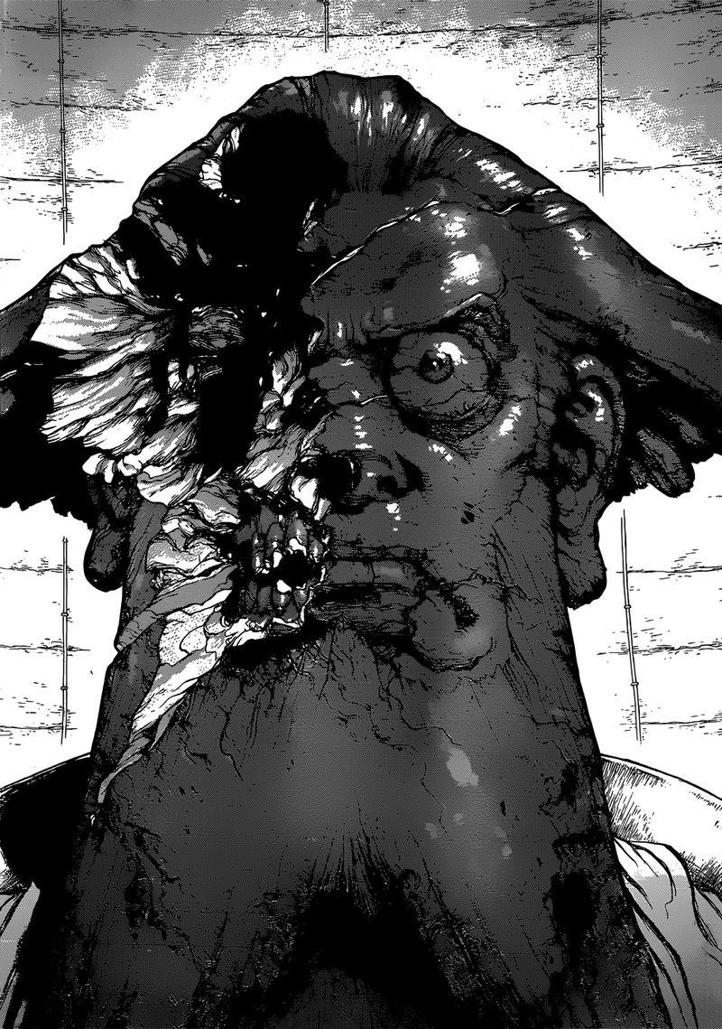Dr. Stone : Chapter 120 - Top Secret image 017