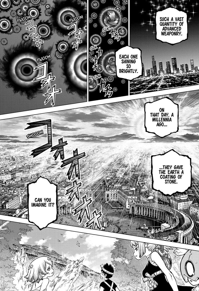 Dr. Stone, Chapter 181 image 007