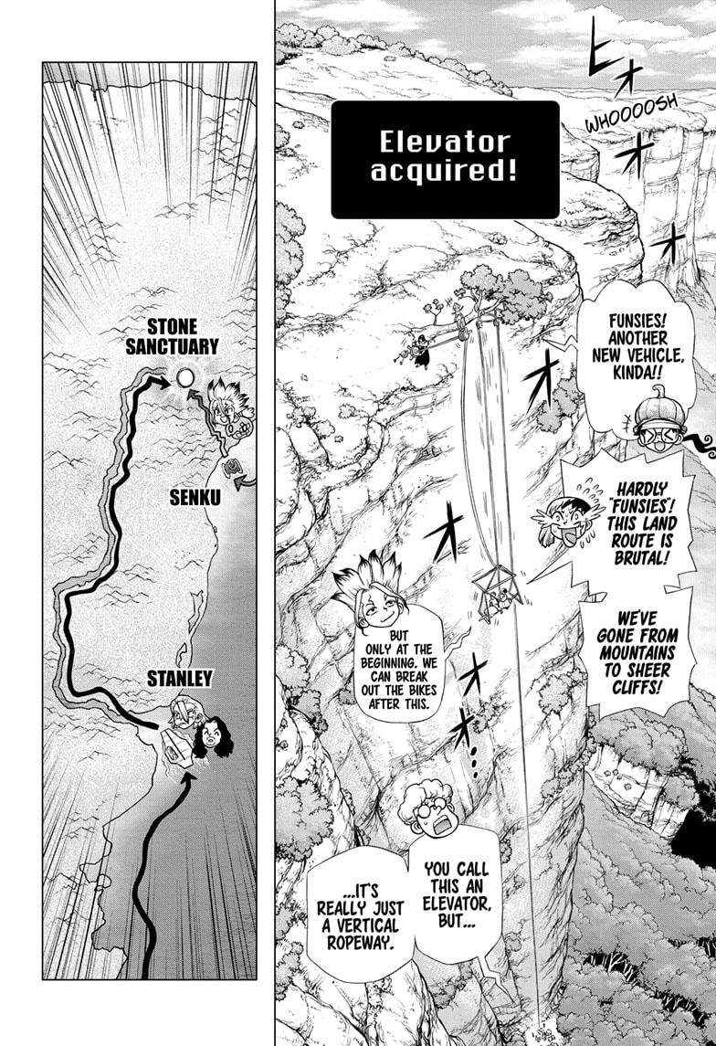 Dr. Stone, Chapter 183 image 014
