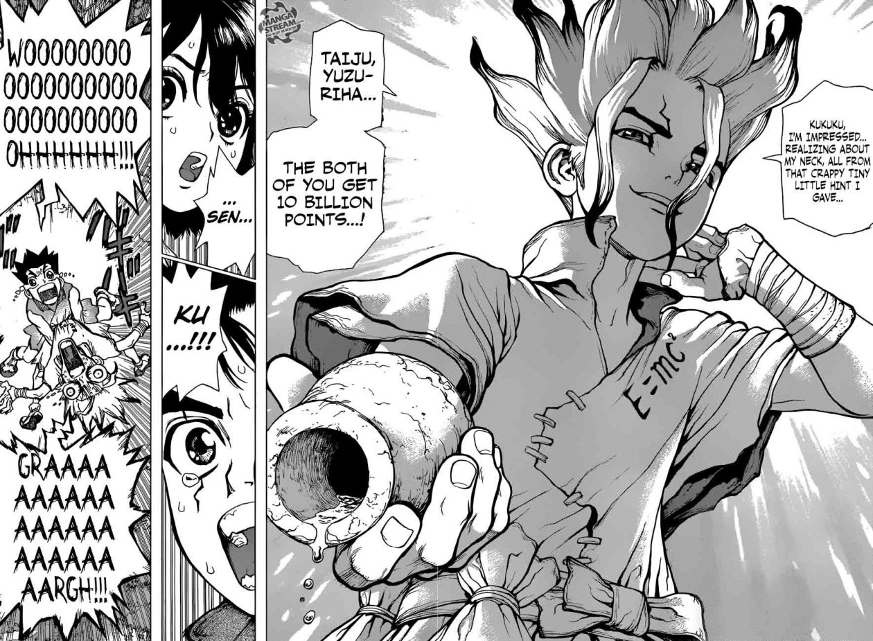Dr. Stone : Chapter 15 - Stone World