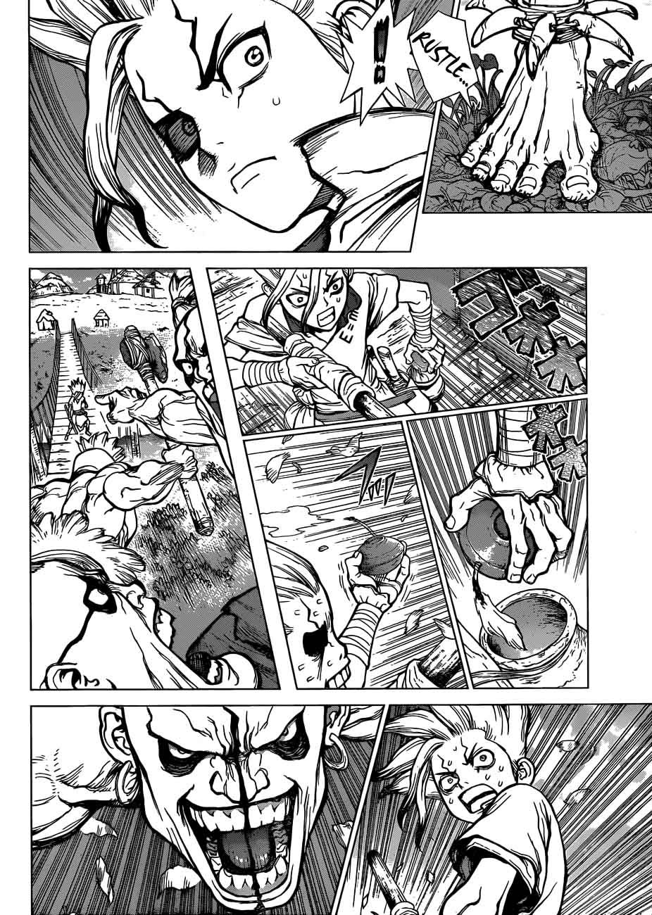 Dr. Stone : Chapter 47 - Science vs Power image 013