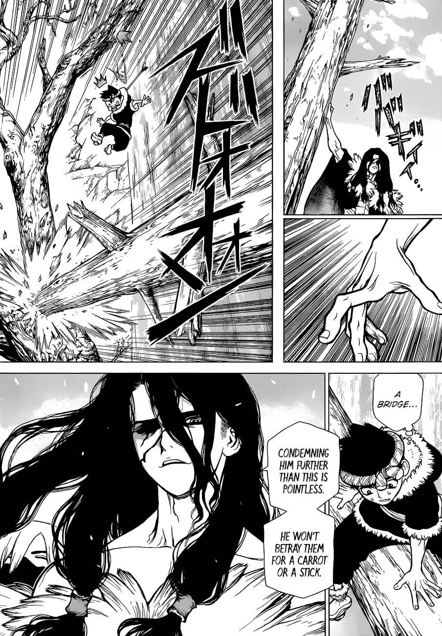 Dr. Stone : Chapter 68 - Flame of Revolution image 013