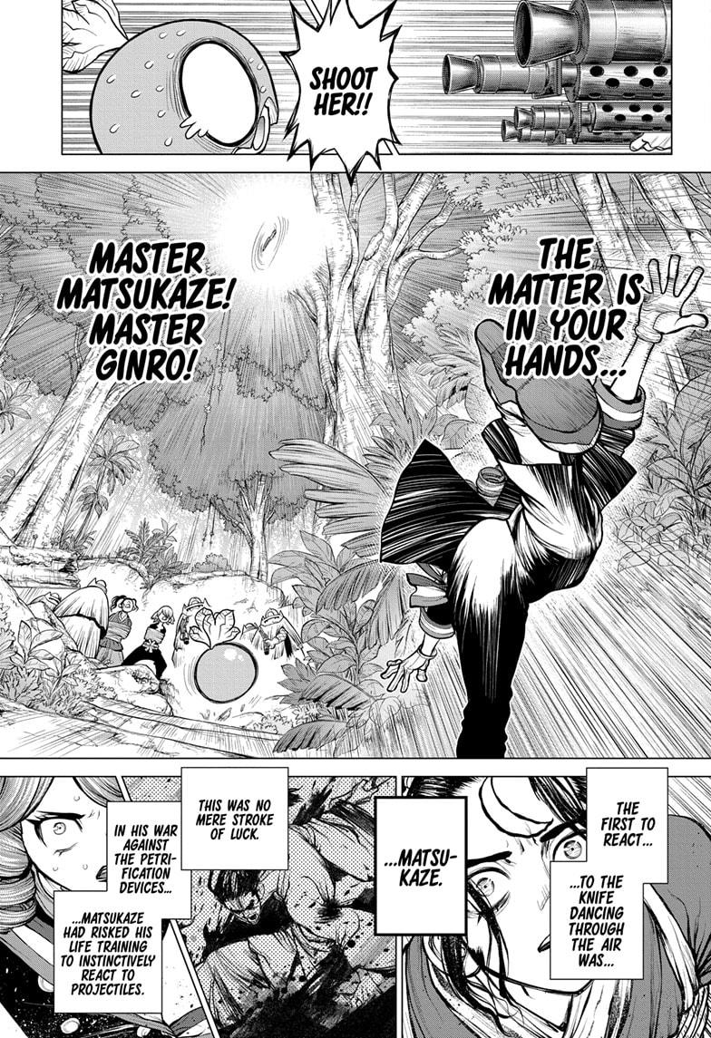 Dr. Stone, Chapter 186 image 005