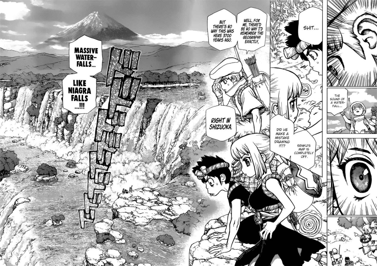 Dr. Stone : Chapter 86 - Money image 010