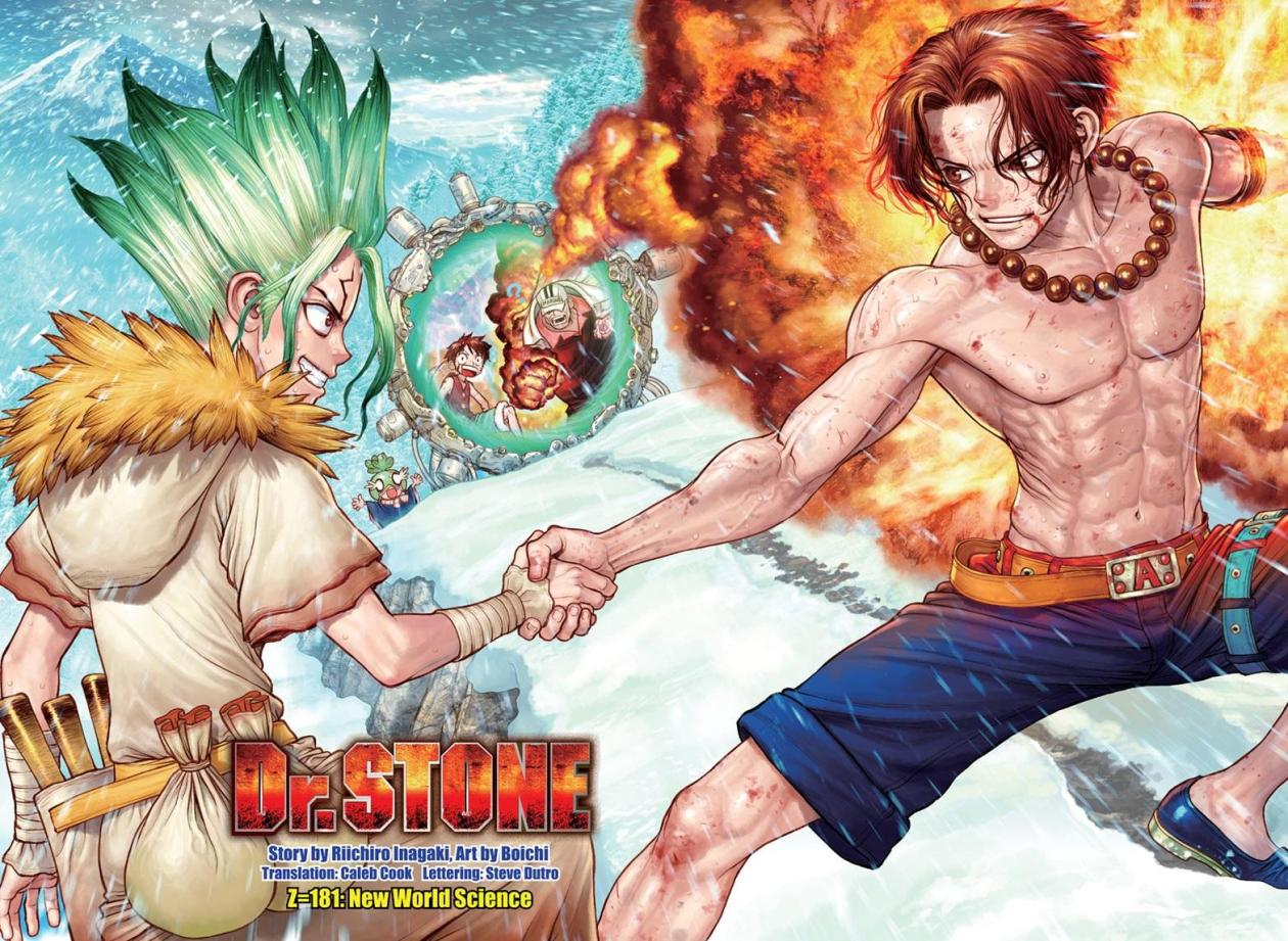Dr. Stone, Chapter 181 image 002