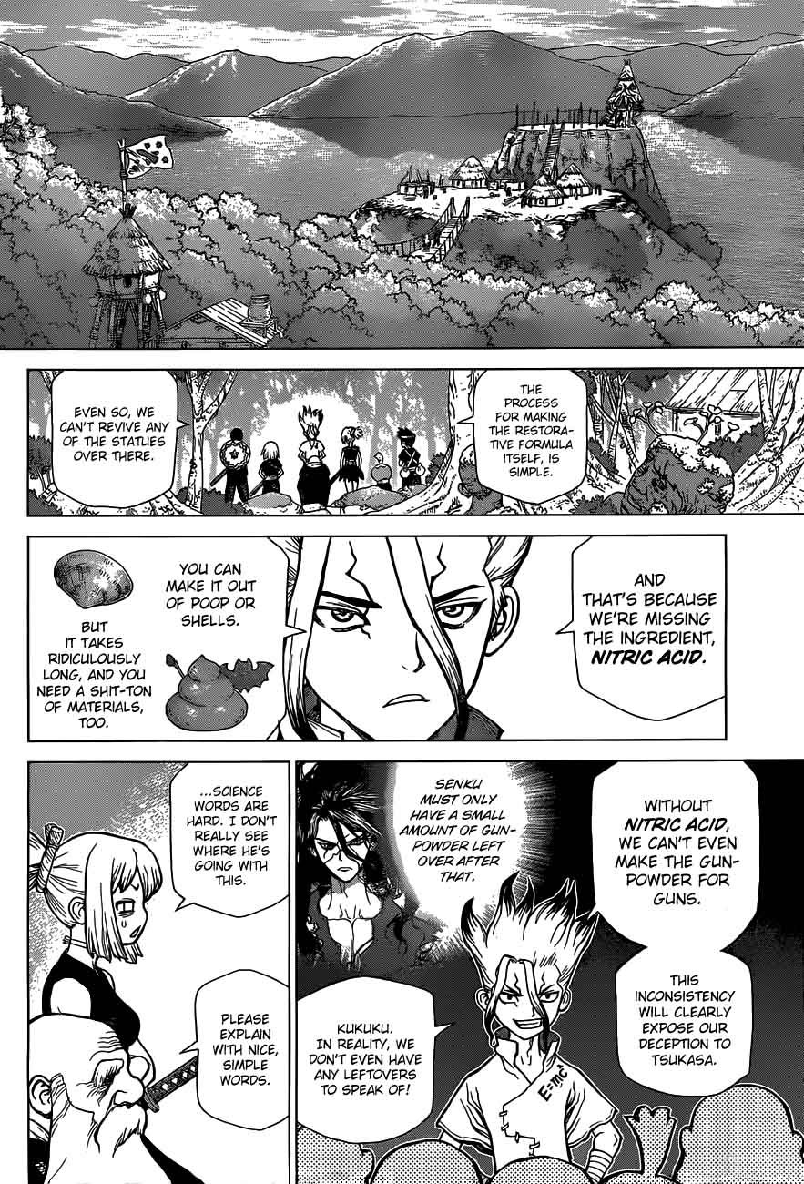 Dr. Stone : Chapter 50 - Humanitys Strongest Weapon image 009