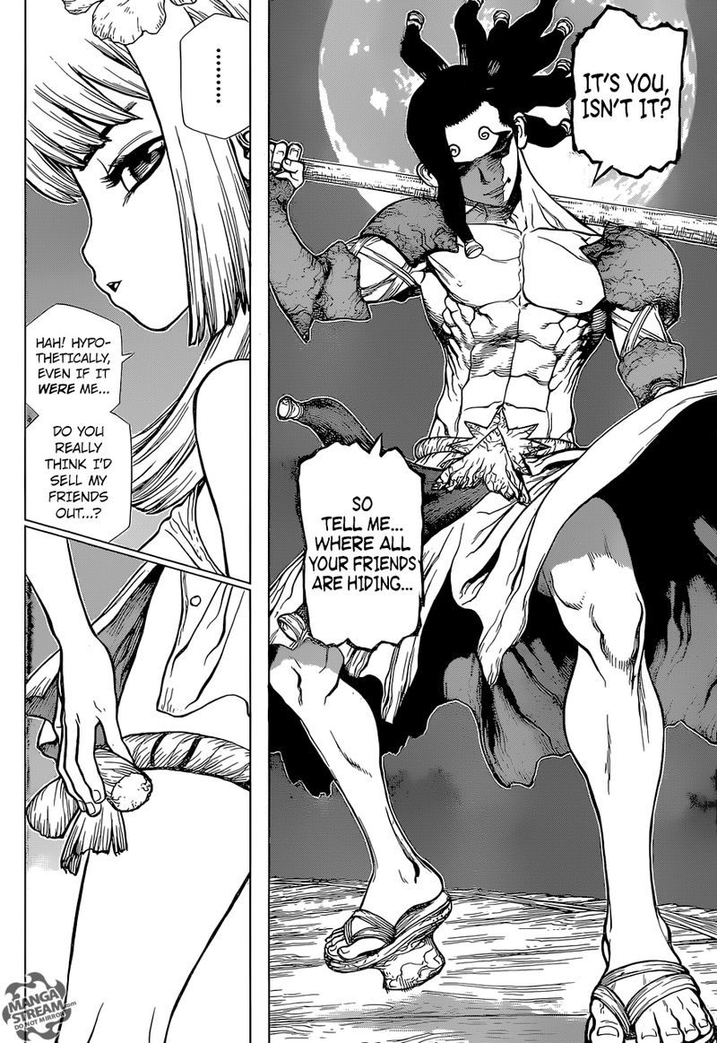 Dr. Stone : Chapter 119 - Science Soldiers image 015