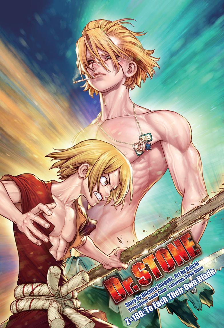 Dr. Stone, Chapter 186 image 001