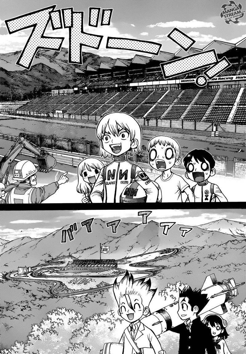 Dr. Stone : Chapter 98 - Ryusui image 012