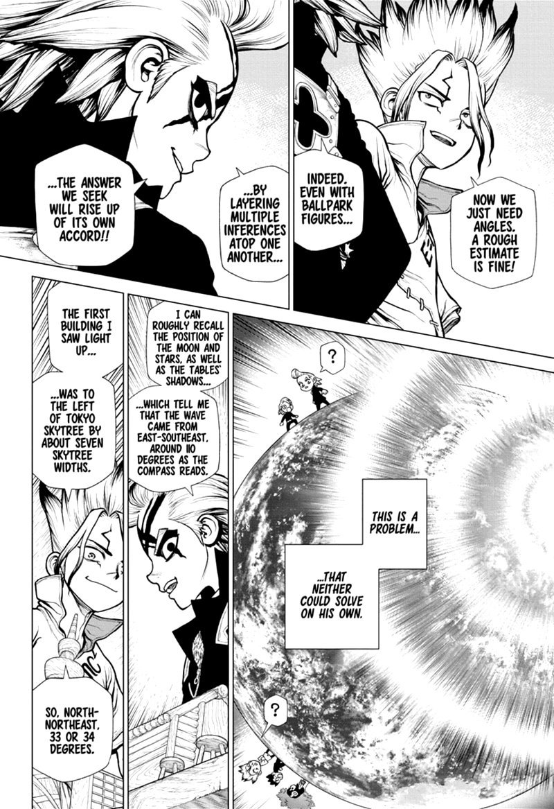 Dr. Stone, Chapter 171 image 016