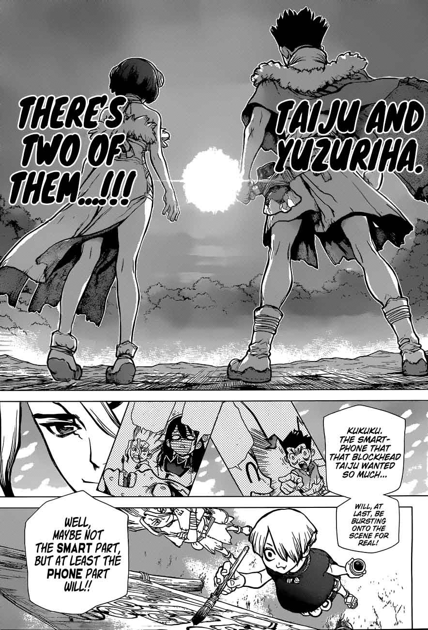 Dr. Stone : Chapter 50 - Humanitys Strongest Weapon image 013