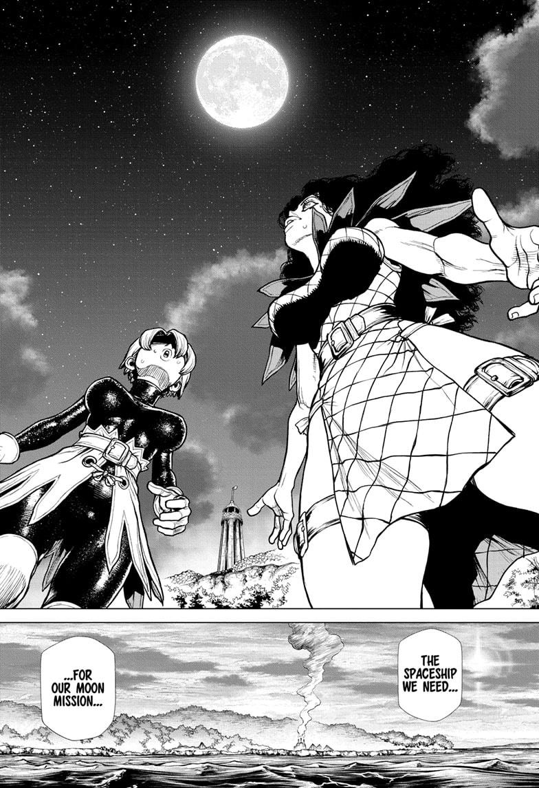 Dr. Stone, Chapter 199 image 0199-012