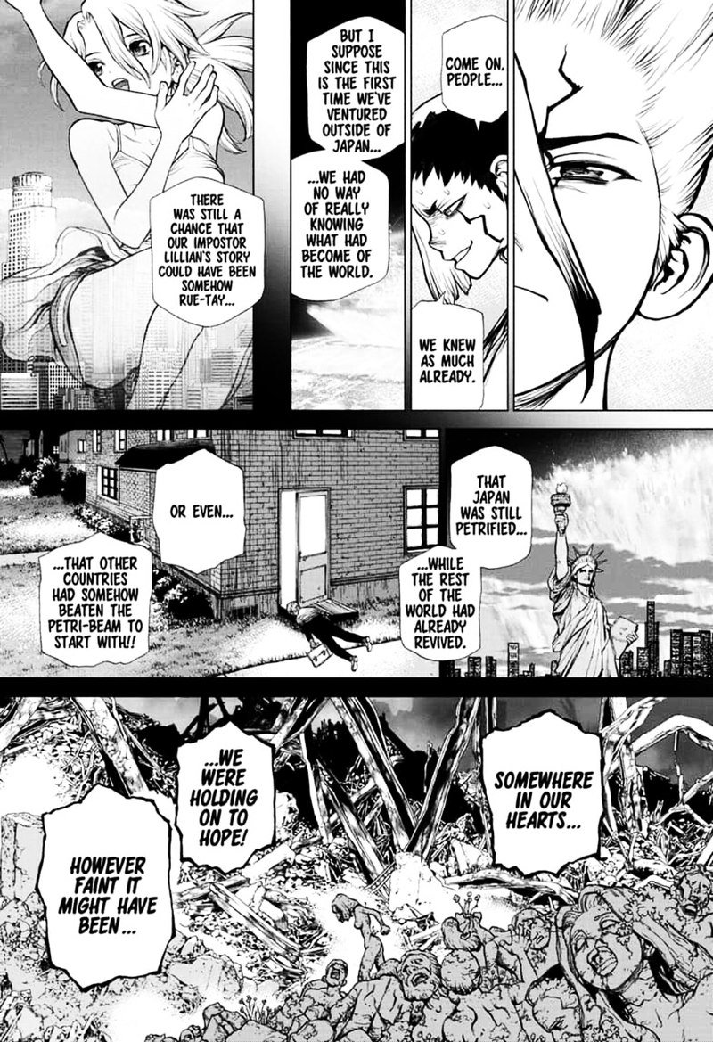 Dr. Stone : Chapter 148 - Pioneers of Earth image 004