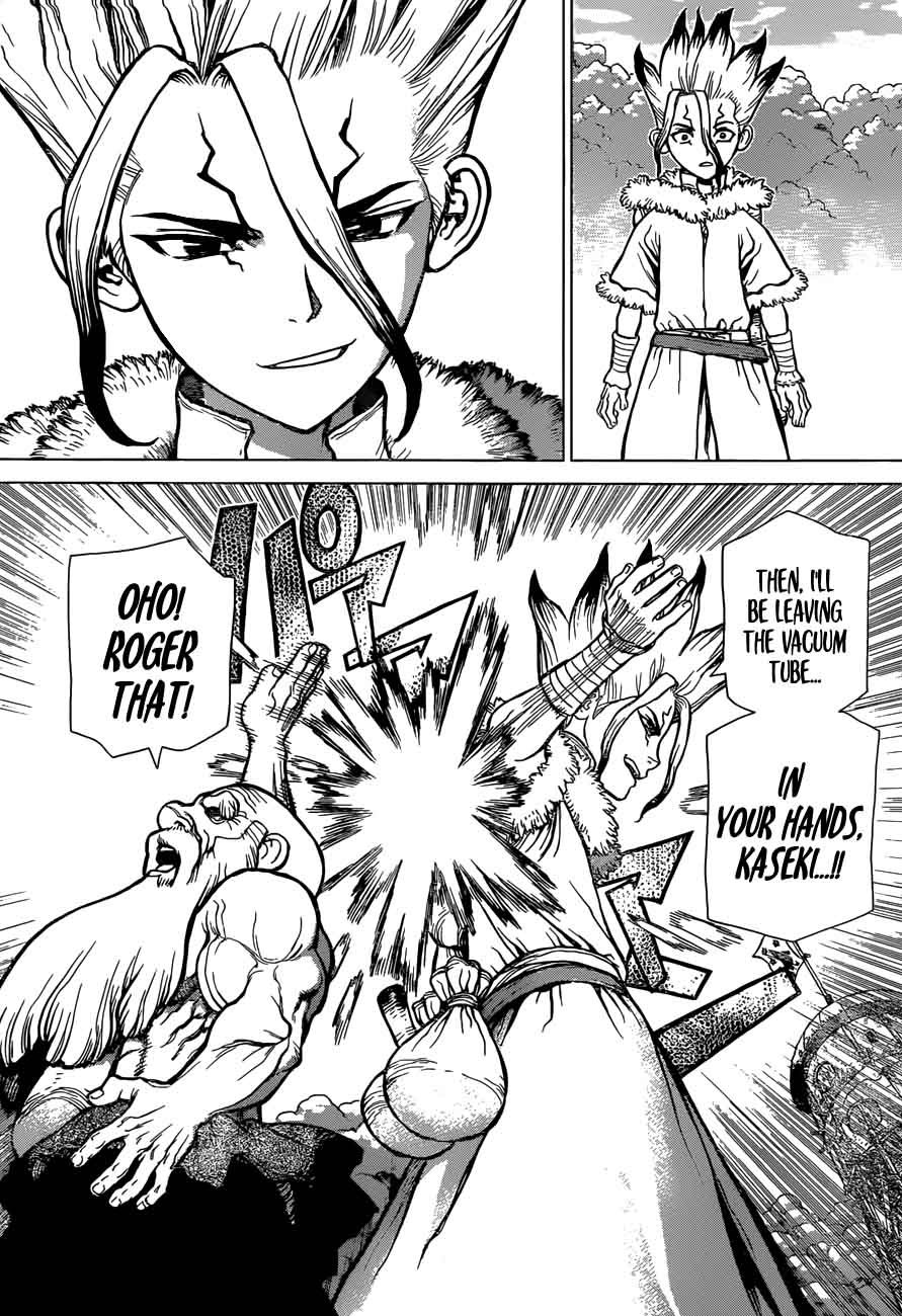 Dr. Stone : Chapter 58 image 006