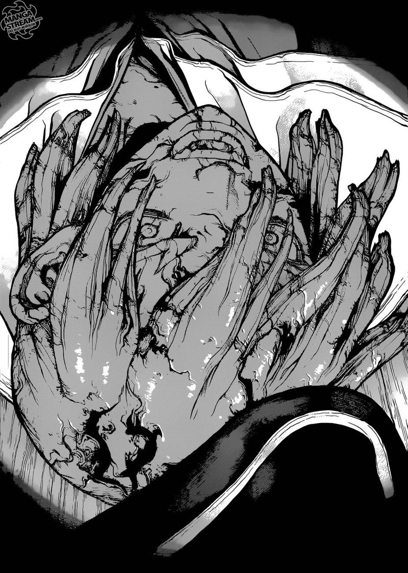 Dr. Stone : Chapter 103 - The light of despair and hope image 014