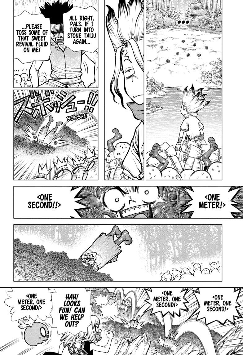 Dr. Stone, Chapter 181 image 005