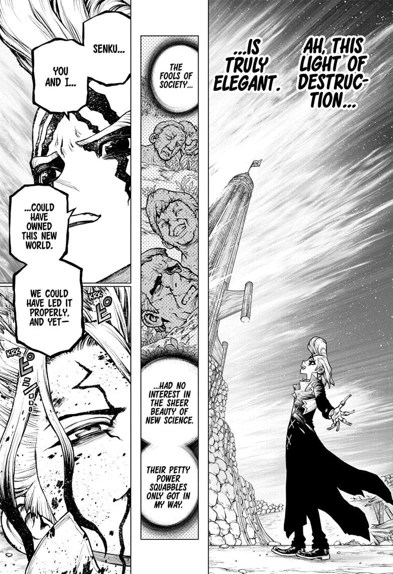Dr. Stone, Chapter 193 image 003
