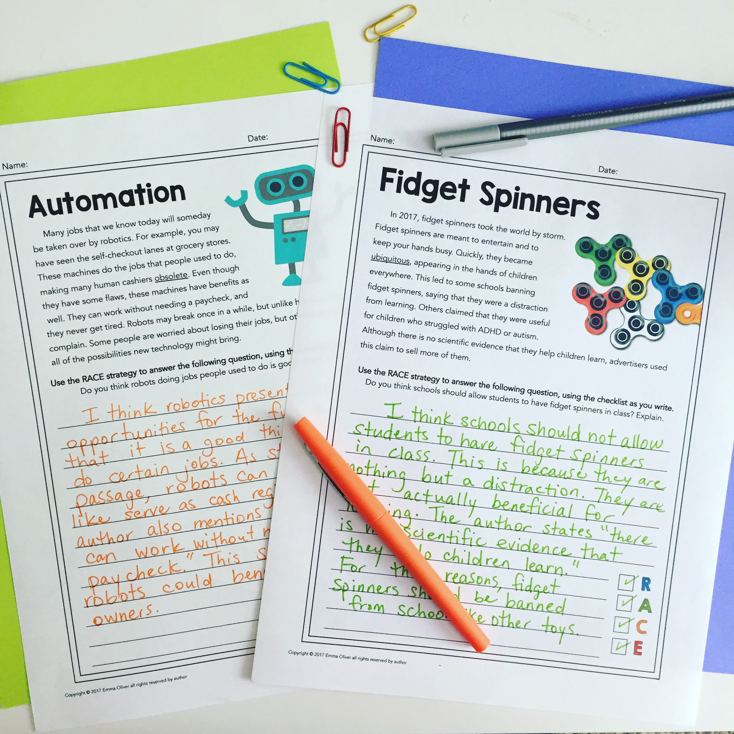 The Writing Strategy That Transformed My Classroom