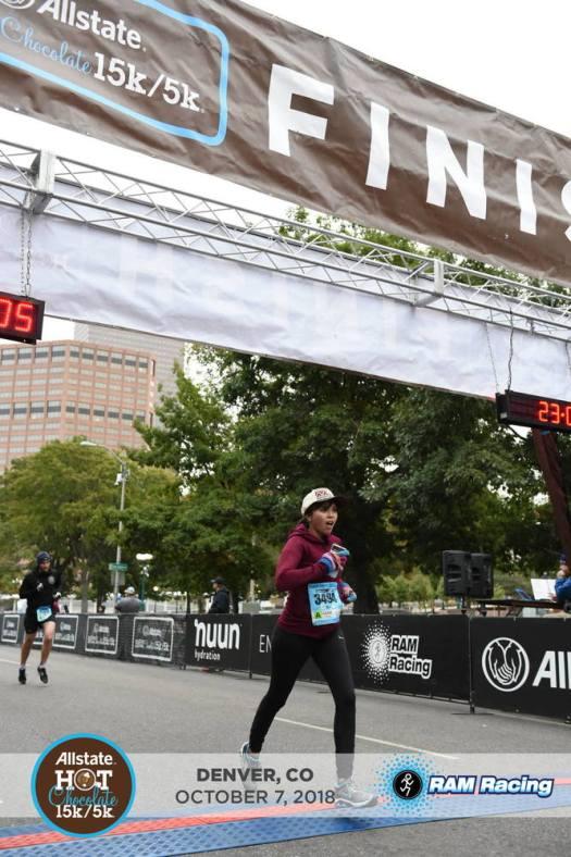 Race Report: Denver Hot Chocolate 15k/5k – READ RUN WRITE