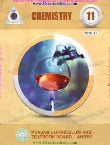 11th Class Chemistry Notes For FSc Class 11 Free Download