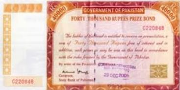 Rs. 40000 Prize Bond List Check Online of Draw#13 Held in Karachi On 10-06-2020